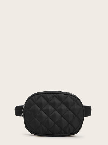 Quilted Bum Bag