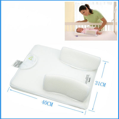 Newborn Baby Sleep Fixed Position And Anti Roll Pillow - LANOOVA STORE