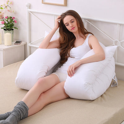 COMFORT U Maternity Total Body Support Pillow - LANOOVA STORE