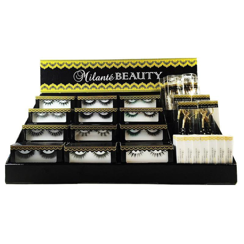 Fully Stocked Retail Lash Display - LANOOVA STORE