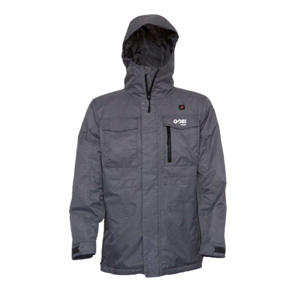Shift Mens 5 Zone Heated Snowboard Jacket - LANOOVA STORE