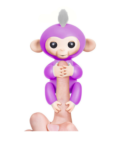 MiniMonkey Smart Interactive Finger Monkey Toy - LANOOVA STORE