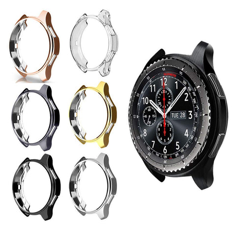 Samsung Galaxy Watch 46mm 42mm S3 Gear Frontier Soft TPU Case - LANOOVA STORE