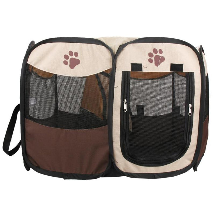 PORTABLE FOLDING PET TENT - LANOOVA STORE