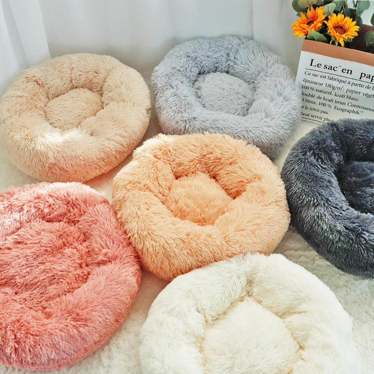 SOFT SOOTING PET BED - LANOOVA STORE