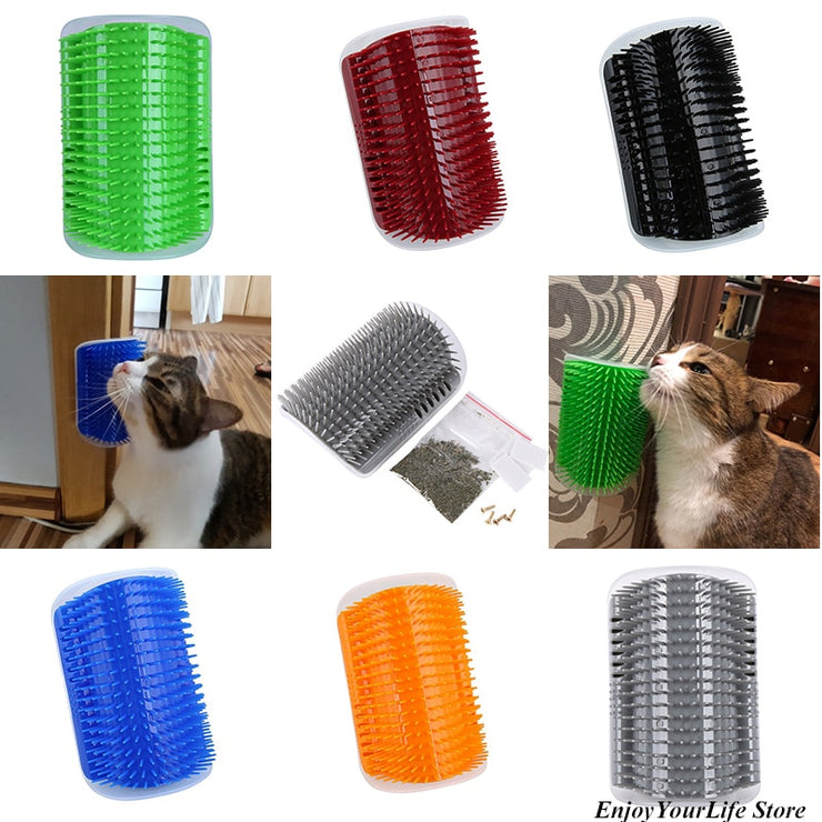 CAT SELF GROOMING BRUSH - LANOOVA STORE