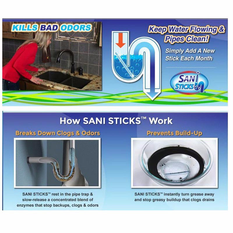 Sani Sticks (12-Pack) - LANOOVA STORE
