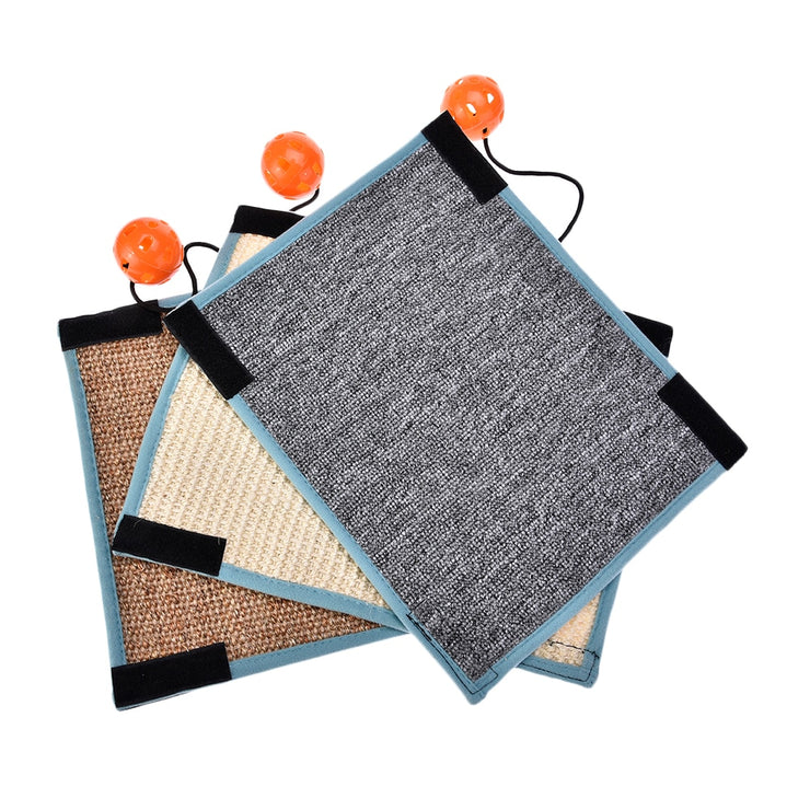 CAT SCRATCH BOARD SISAL/STRAW MAT - LANOOVA STORE