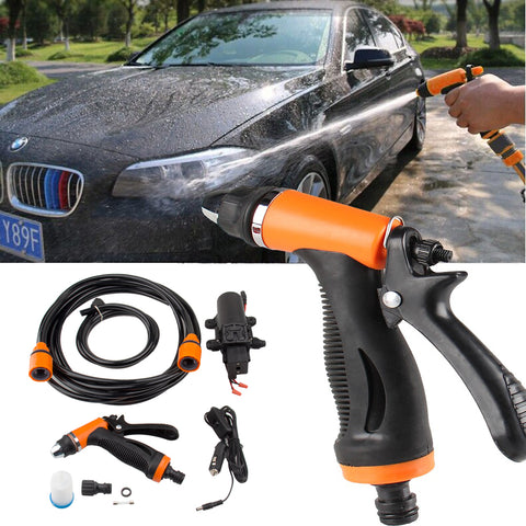 High Pressure Self-Priming Electric Car Wash - LANOOVA STORE