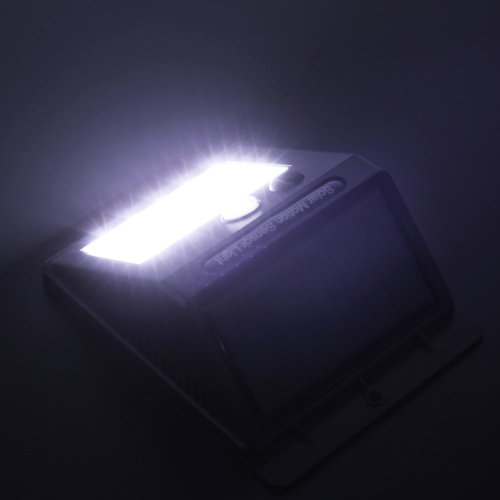 Solar Power LED Wall Light With PIR Motion - LANOOVA STORE