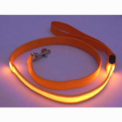 LED Nylon Flashing Dog and Cat Harness Safety Lead Light - LANOOVA STORE