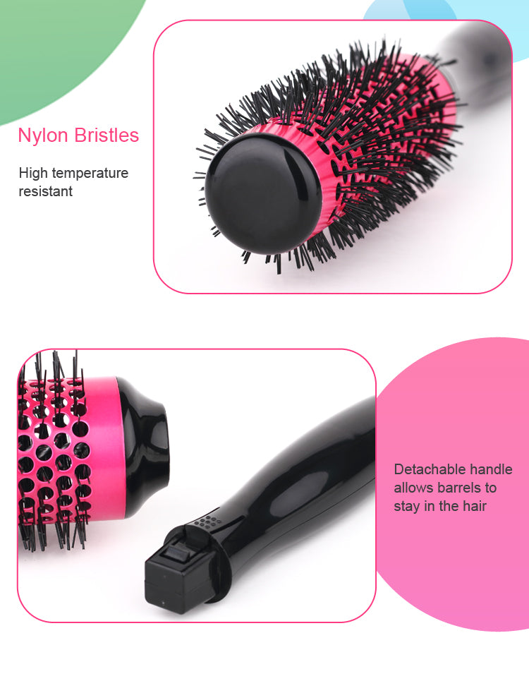 Curl Round Styling Brush Tool Set - LANOOVA STORE