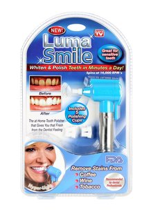 Luma Smile Tooth Polish & Whitening Kit - LANOOVA STORE