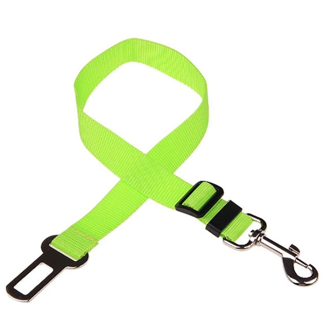 Diddog Adjustable Nylon Pet Dog Safety Seat Belt Harness - LANOOVA STORE