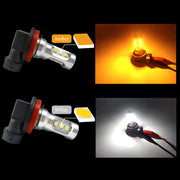 LED Car Fog Light And DRL Bulbs - LANOOVA STORE