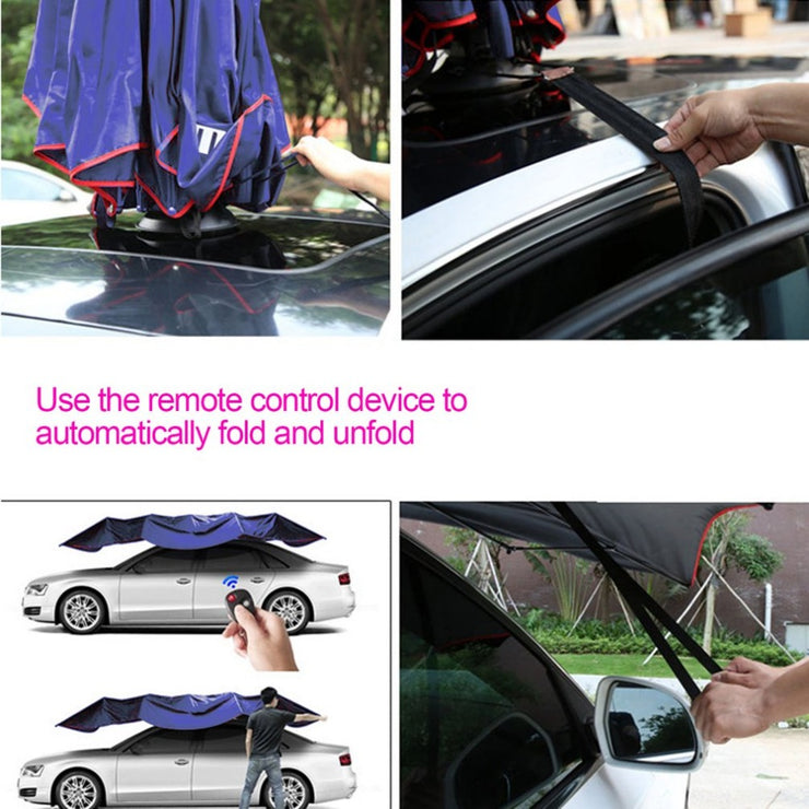 Portable Car Roof Cover - LANOOVA STORE