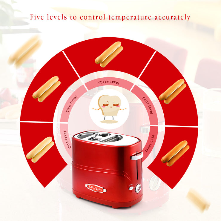 Hot Dog Toaster - LANOOVA STORE