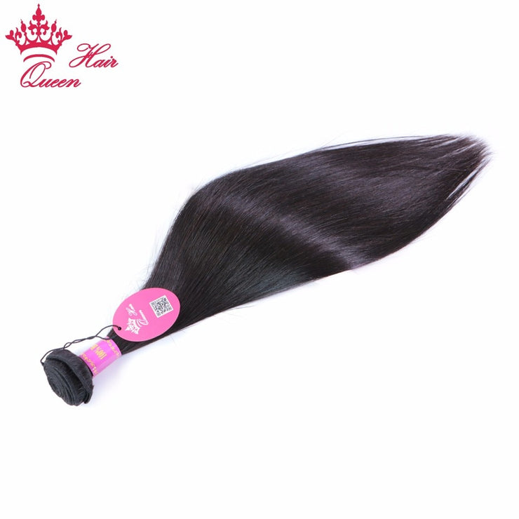 100% Virgin Hair Brazilian Straight Bundle (1PCS) - LANOOVA STORE