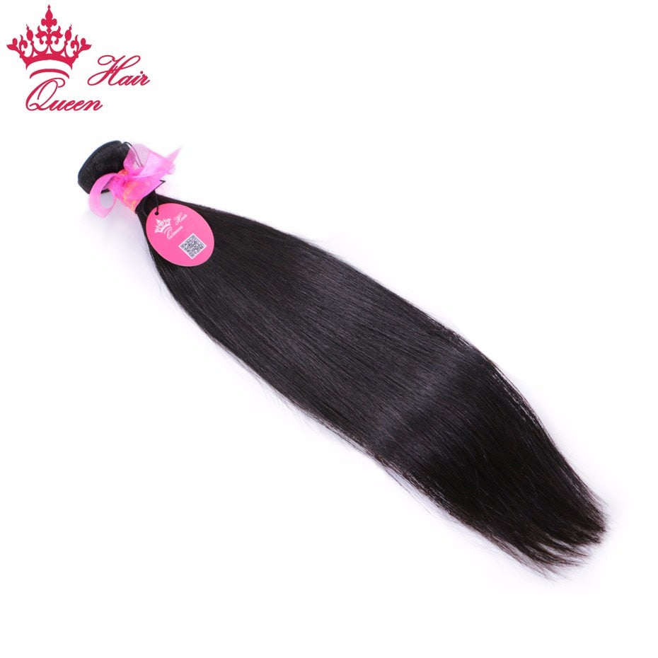 100% Virgin Hair Brazilian Straight Bundles (3PCS) - LANOOVA STORE