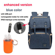 USB Charger Laptop And Diaper Bag - LANOOVA STORE