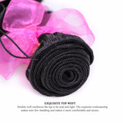 100% Virgin Hair Brazilian Deep Wave Bundles (3PCS) - LANOOVA STORE
