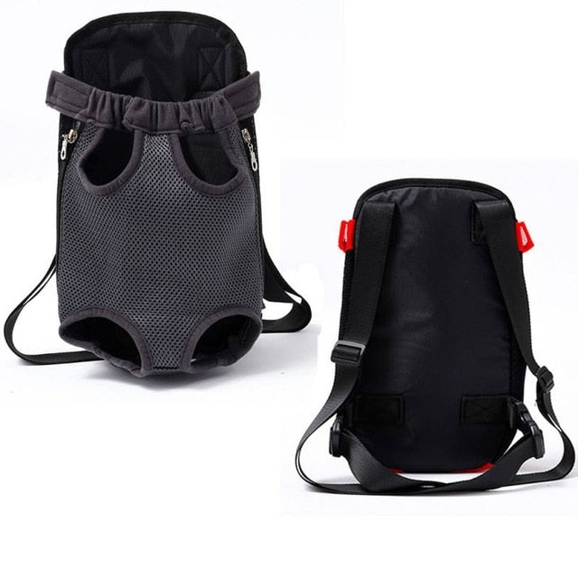 Pet Carrier Dog Front Chest Backpack - LANOOVA STORE