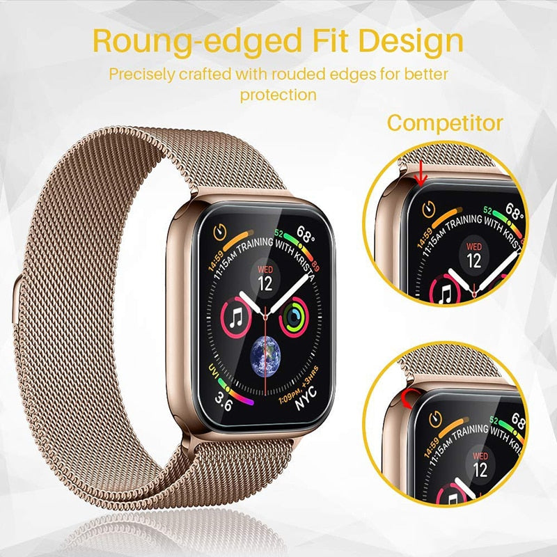 Probefit Full Coverage Protective Film For Apple Watch - LANOOVA STORE