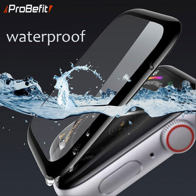 Probefit 3D Curved Edge HD Tempered Glass for Apple Watch - LANOOVA STORE