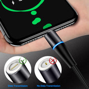 INIU Fast Magnetic Cable 3.0 Charger Cord For Micro USB Type C Android And iPhone - LANOOVA STORE