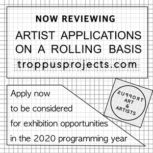 Application Fee for ROLLING SUBMISSIONS for 2020