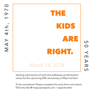 Youth/Student Voices & May 4, submission