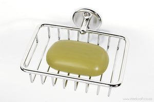 Classic Soap Basket - Steelcraft