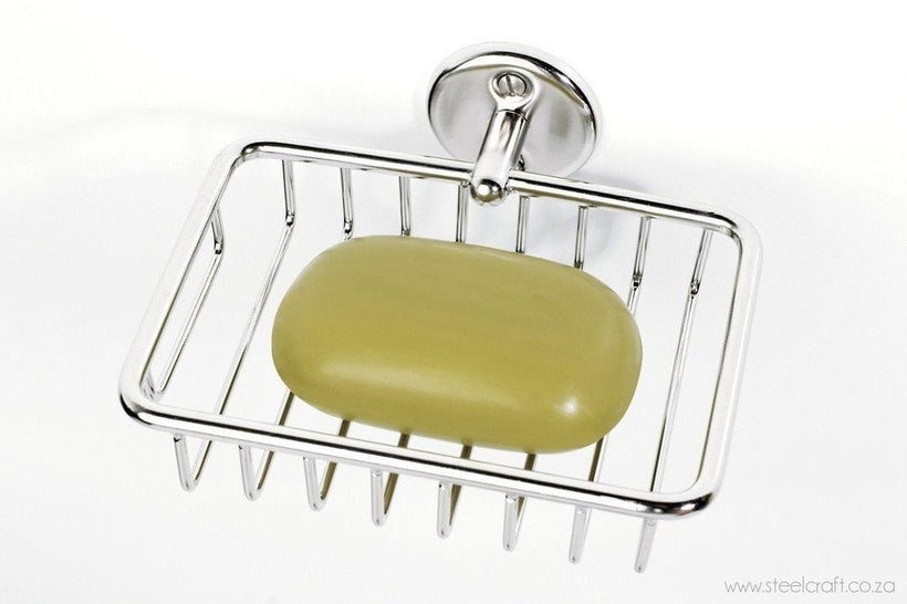 Classic Soap Basket, Classic Soap Basket, Bathroom Ware, Steelcraft, steelcraft.co.za , www.steelcraft.co.za