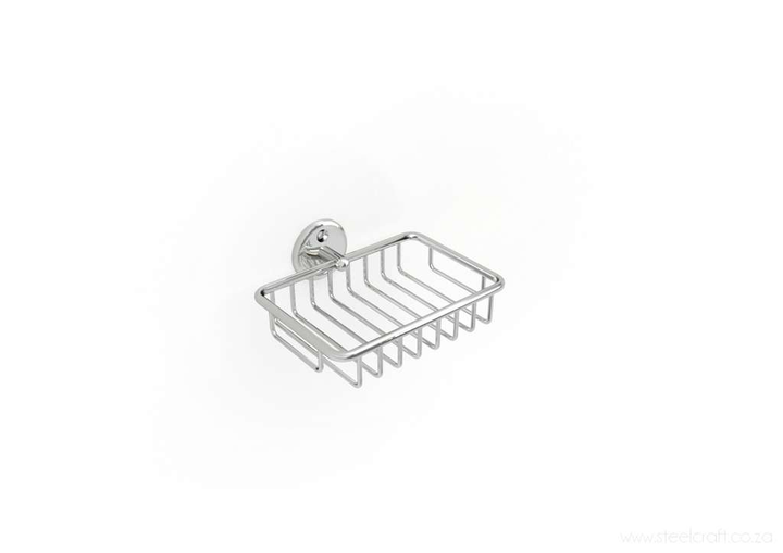Classic Soap Basket, Classic Soap Basket, Bathroom Ware, Steelcraft, Steelcraft , www.steelcraft.co.za