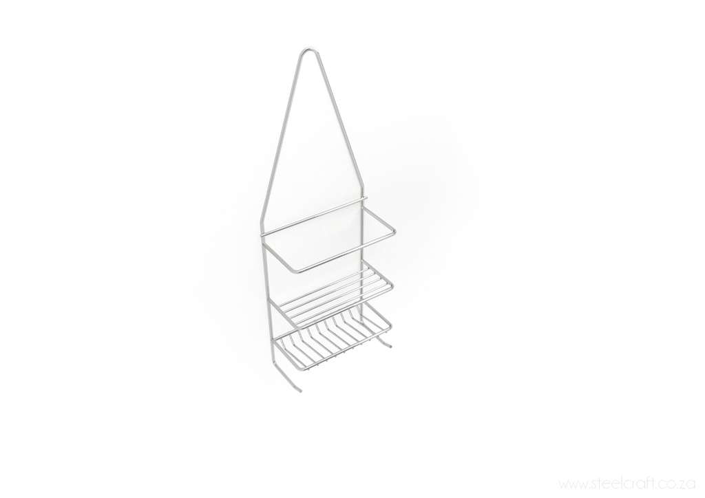 Shower Caddy Small – Steelcraft