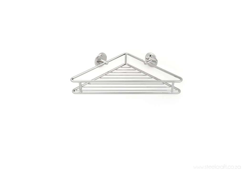 Classic Corner shelf, Classic Corner shelf, Bathroom Ware, Steelcraft, steelcraft.co.za , www.steelcraft.co.za