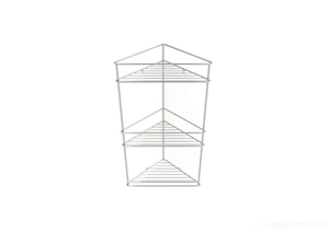 Corner Shelf 3-tier - Steelcraft