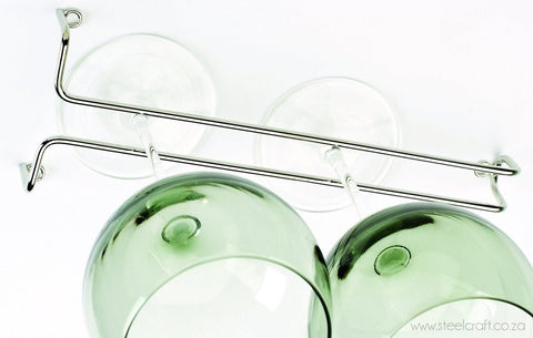 Wineglass Rail (Single), Wineglass Rail (Single), Catering Ware, Steelcraft, steelcraft.co.za , www.steelcraft.co.za