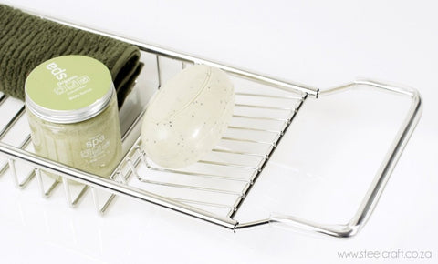 Bath Caddy (Extendable), Bath Caddy (Extendable), Bathroom Ware, Steelcraft, steelcraft.co.za , www.steelcraft.co.za