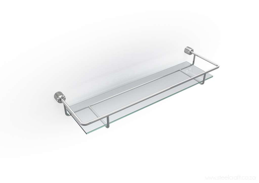 Premier Glass Shelf, Premier Glass Shelf, Bathroom Ware, Steelcraft, steelcraft.co.za , www.steelcraft.co.za