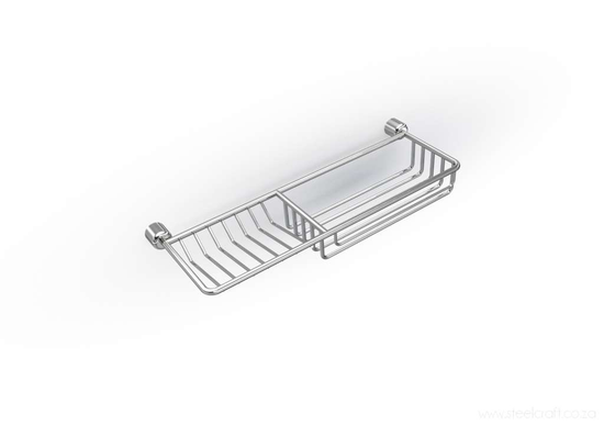 Premier Shelf & Soap Dish, Premier Shelf & Soap Dish, Bathroom Ware, Steelcraft, steelcraft.co.za , www.steelcraft.co.za