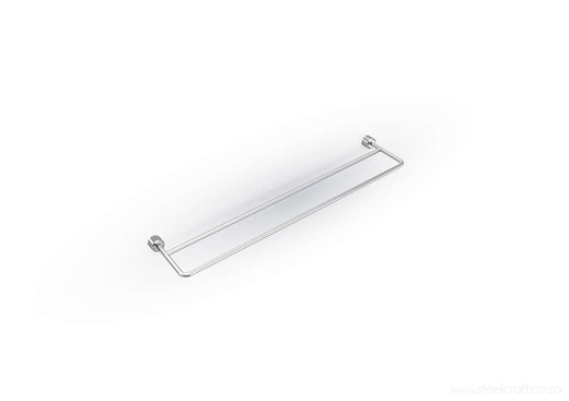 Premier Double Rail 500mm - Steelcraft