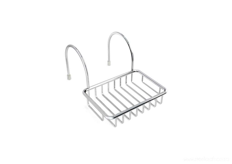 Hook Over Bath Soap Dish, Hook Over Bath Soap Dish, Bathroom Ware, Steelcraft, steelcraft.co.za , www.steelcraft.co.za