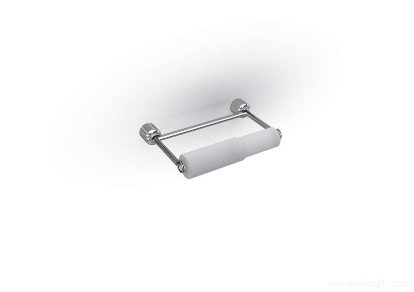Premier Toilet Roll Holder With Removable Shaft, Premier Toilet Roll Holder With Removable Shaft, Bathroom Ware, Steelcraft, steelcraft.co.za , www.steelcraft.co.za