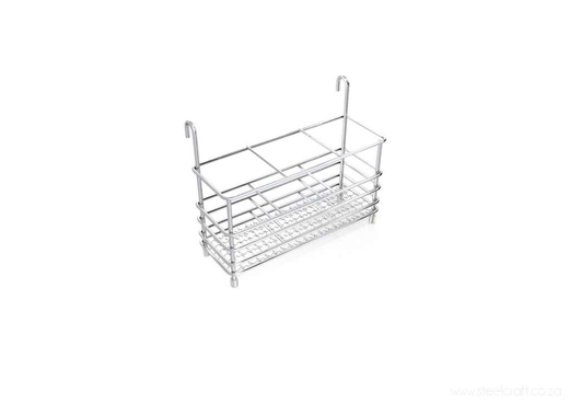 Steelcraft, ,  Stainless Steel, Cutlery holder (use with fold up dish rack)