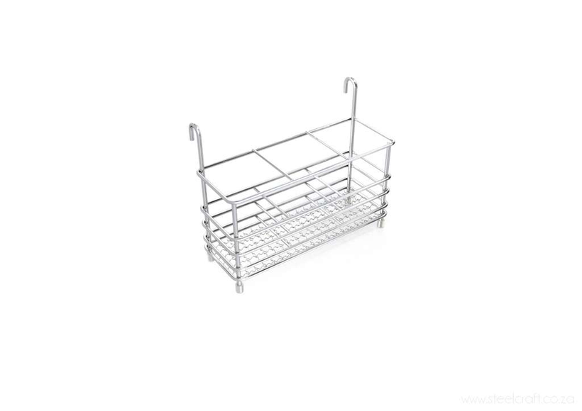 Cutlery Holder (for use with fold up dish rack), Cutlery Holder (for use with fold up dish rack), Kitchen Ware, Steelcraft, steelcraft.co.za , www.steelcraft.co.za