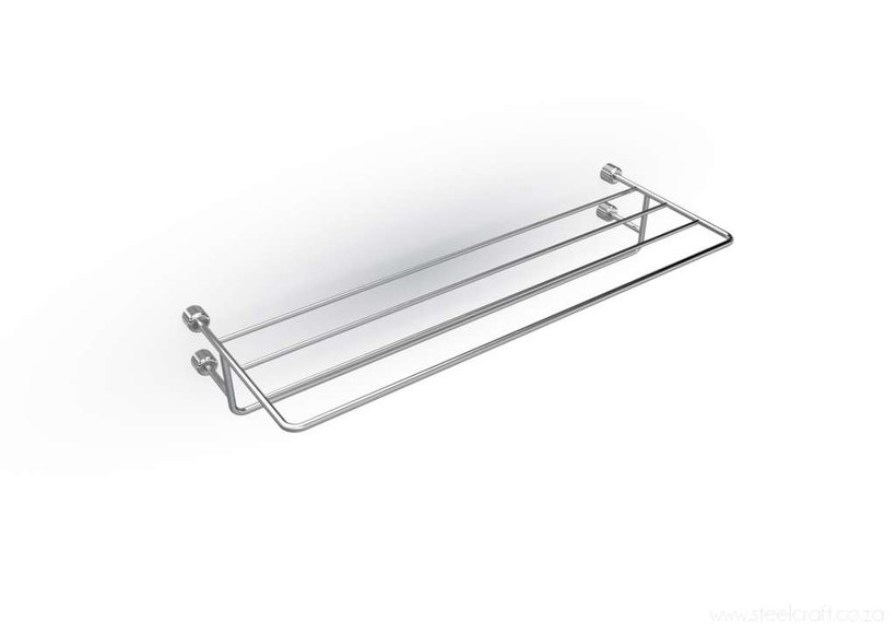 Premier Towel Shelf & Rail, Premier Towel Shelf & Rail, Bathroom Ware, Steelcraft, steelcraft.co.za , www.steelcraft.co.za