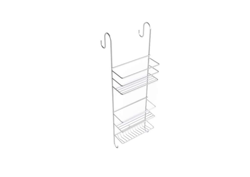Hook Over Shower Caddy (Large) - Steelcraft