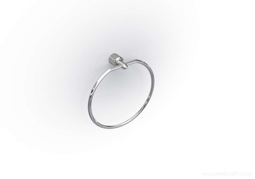 Premier Towel Ring, Premier Towel Ring, Bathroom Ware, Steelcraft, steelcraft.co.za , www.steelcraft.co.za