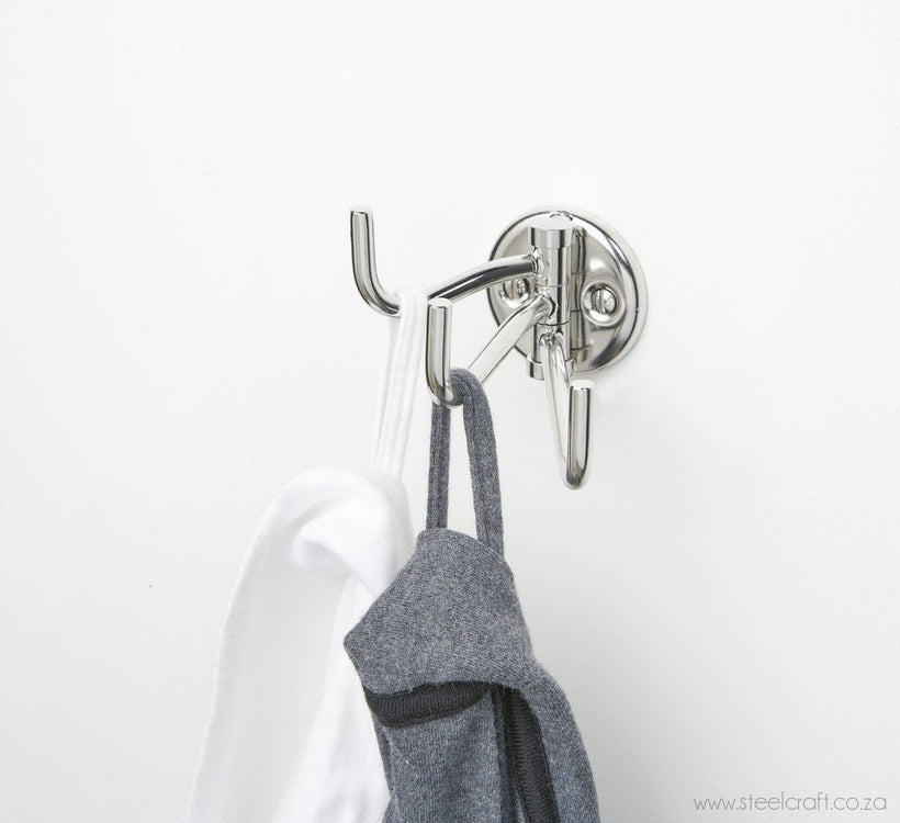 Classic Swivel Hook, Classic Swivel Hook, Bathroom Ware, Steelcraft, steelcraft.co.za , www.steelcraft.co.za